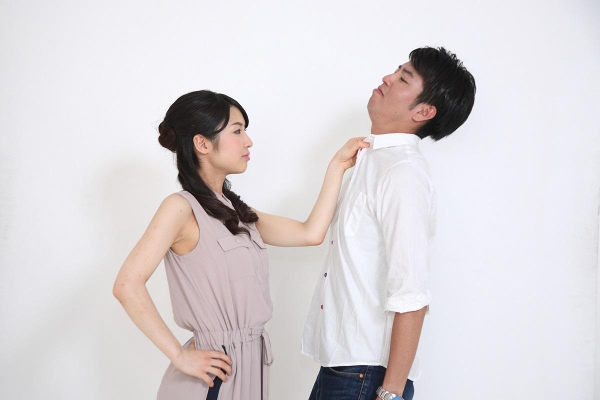 恋人 カップル 喧嘩