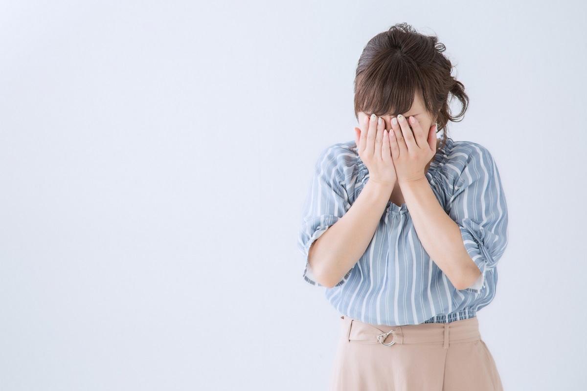 結婚詐欺の被害にあった女性