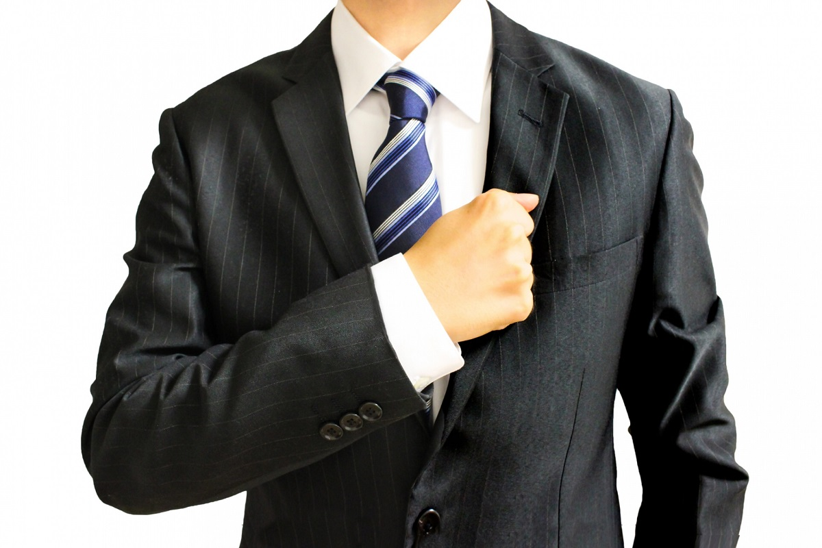 信頼 お任せ スーツ