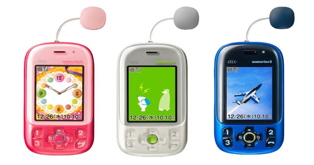 携帯電話型リアルタイムGPS