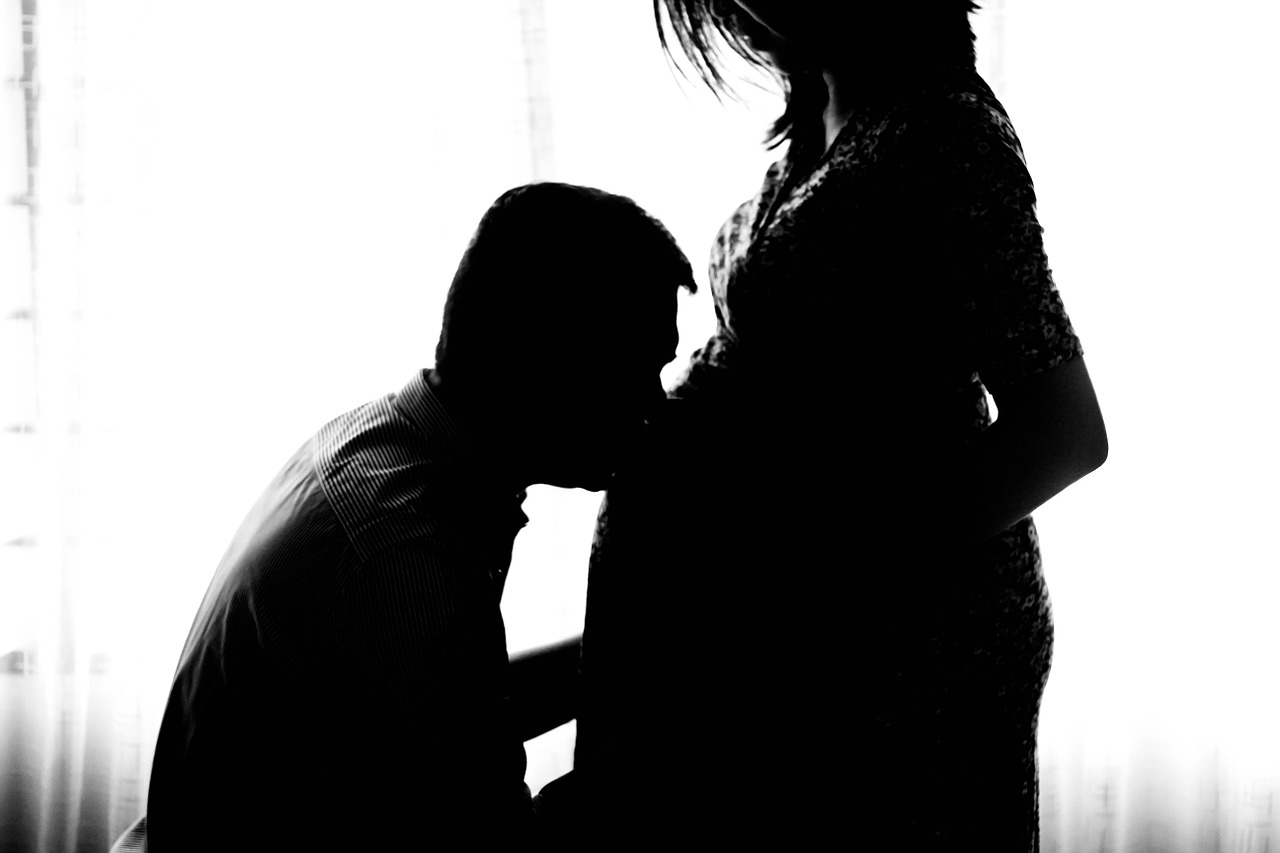 妊娠 妊婦 夫婦