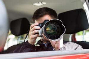 探偵とカメラ