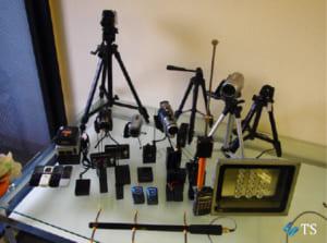 浮気調査のために使う探偵事務所の最新機器