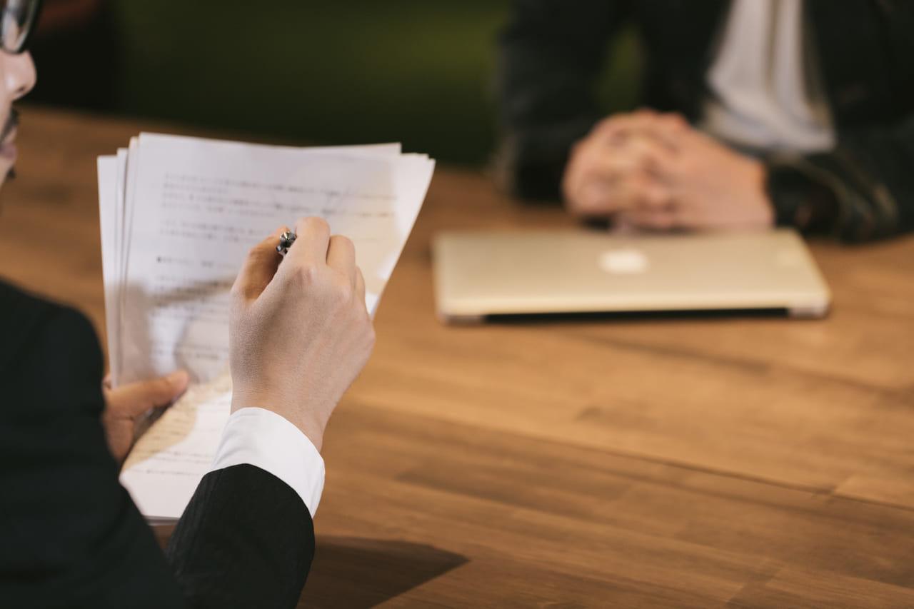 裁判に向けて離婚調書を作成する専門家