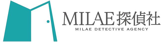 MILAE探偵社ロゴ